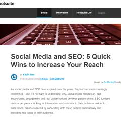 「ソーシャルメディアマーケティングで勝つための5つのステップ」他 海外記事3本