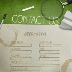 「Contact Form 7」導入手順と基礎的なカスタマイズ